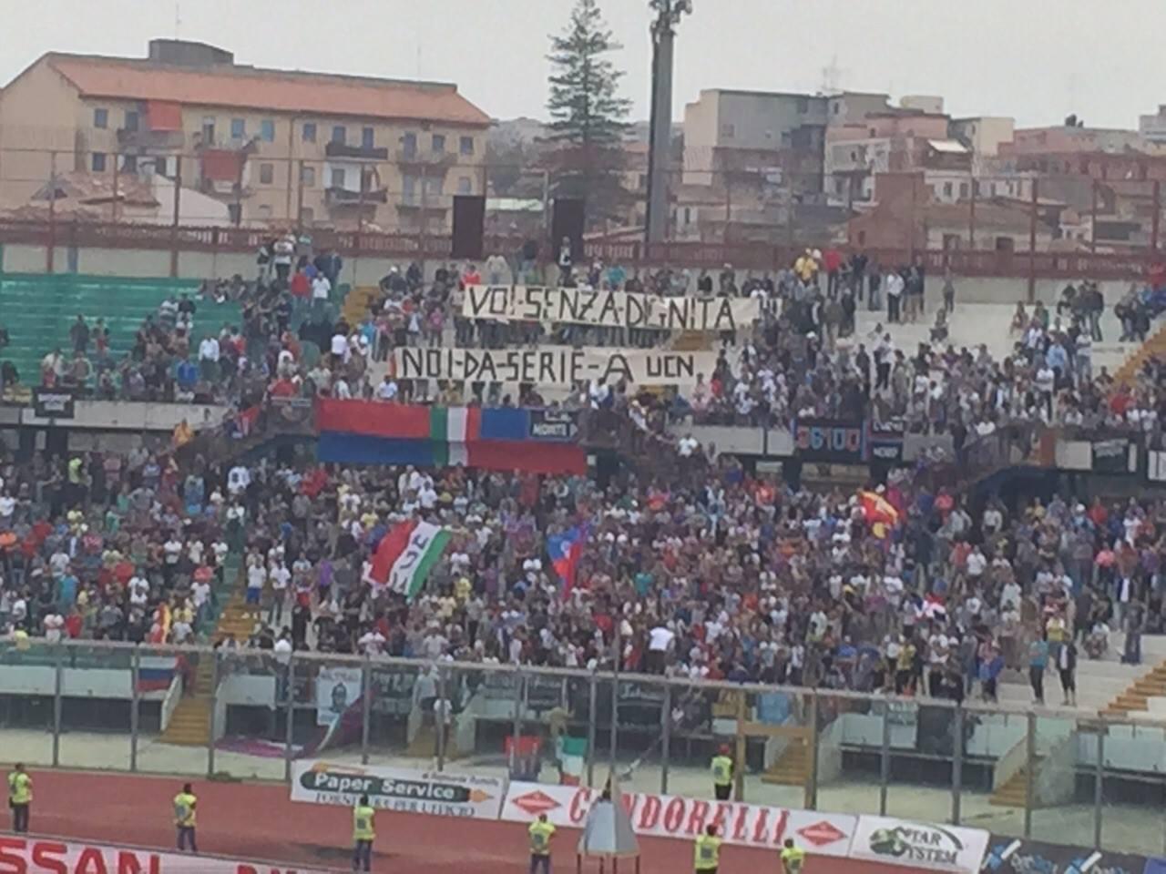 Catania cittadella 2 3 sconfitta umiliante salvezza a for Mondo catania