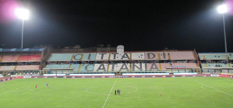 Posticipo catania matera il 07 02 su raisport for Mondo catania
